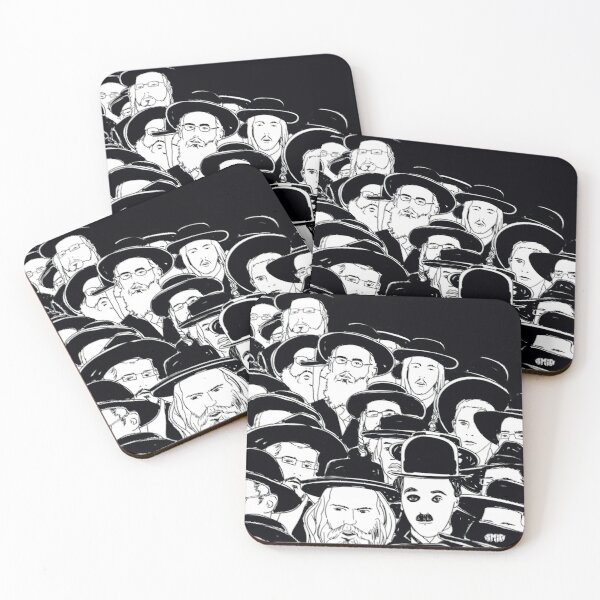 Where is Charlie Coasters (Set of 4)