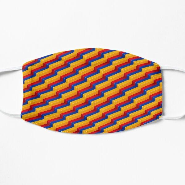 Armenian Flag Patterns  Հայկական դրոշի նախշերով Mask