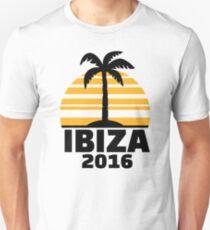 Ibiza 2016 Slim Fit T-Shirt