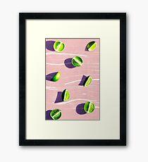 fruit 10 Framed Print