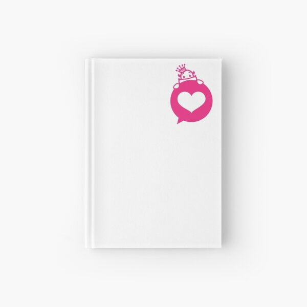 Glorious Monster Love Hardcover Journal