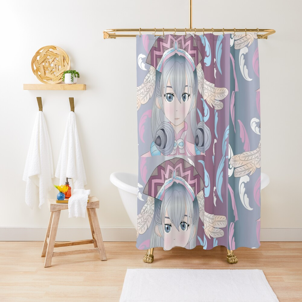 Melia Antiqua Shower Curtain