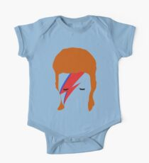 BOWIE FACE One Piece - Short Sleeve
