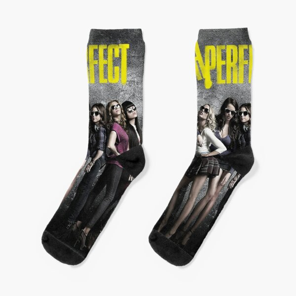 Pitch Perfect Film Comedy  Socks