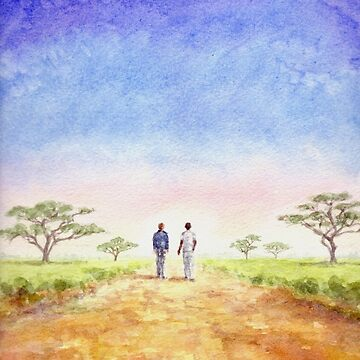 African Journey by BarnabyEdwards