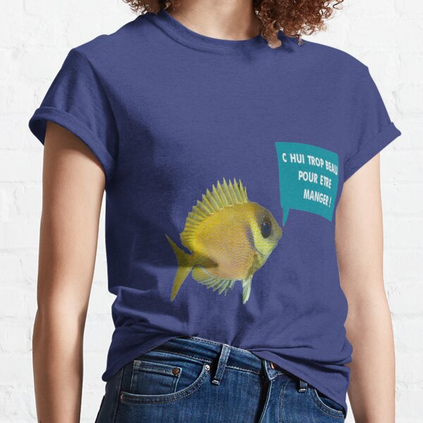 yellow picot Classic T-Shirt