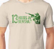 13 hours the secret soldiers of benghazi Unisex T-Shirt