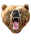 Poly Bear_Alternate by fohkat