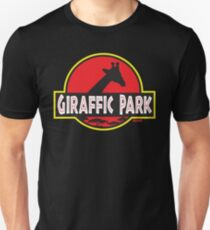 Giraffenpark Slim Fit T-Shirt