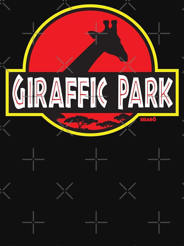 TShirtGifter presents: Giraffic Park | Unisex T-Shirt