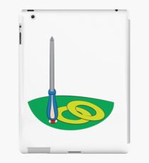 Sonic Screwdriver iPad Case/Skin