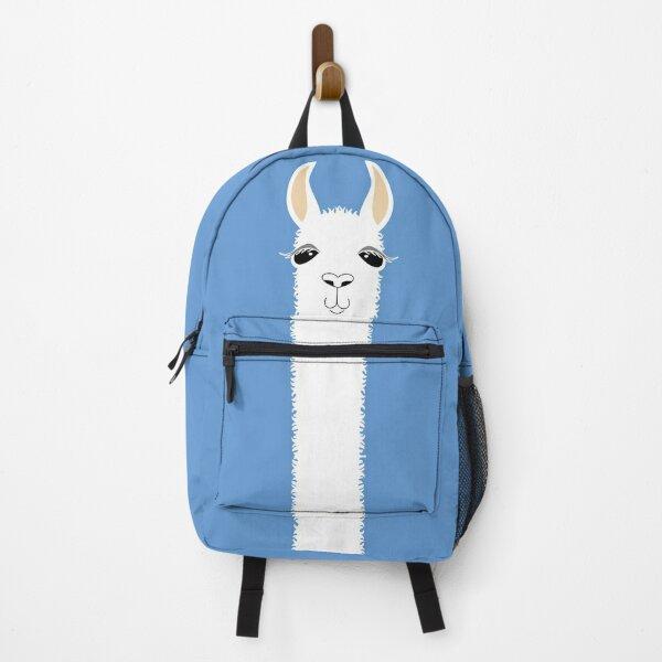 LLAMA PORTRAIT #4 Backpack