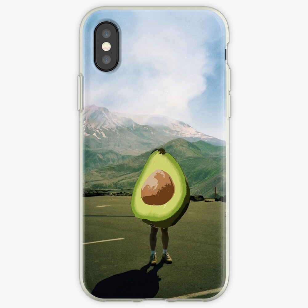 mountain view iPhone Case & Cover