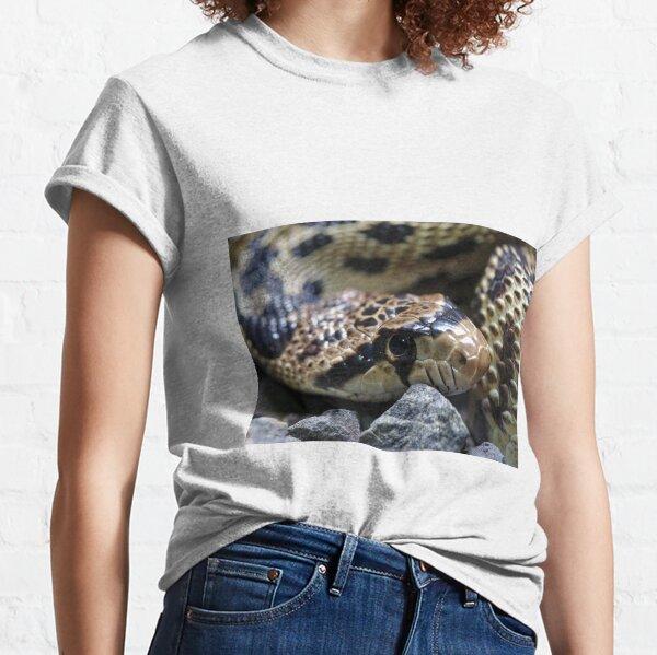 Gopher snake portrait Classic T-Shirt