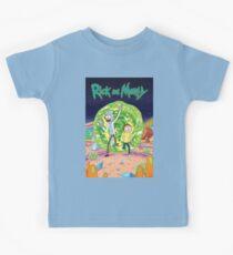 Rick and Morty Kids Tee