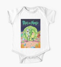 Rick and Morty Kids Clothes