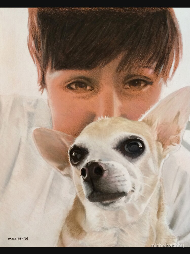 Max the adorable Chihuahua by micheleashby