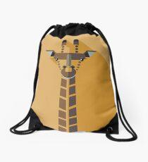Giraffe Drawstring Bag