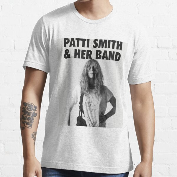 Patti Smith T-shirt essentiel