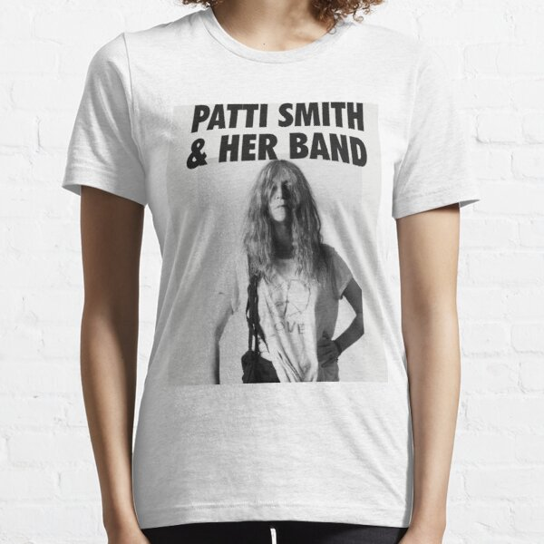 Patti Smith T-shirt essentiel