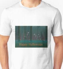 A Skeleton Halloween T-Shirt