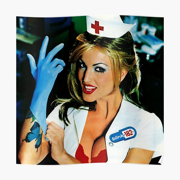 Enema of the State - Blink 182 Poster