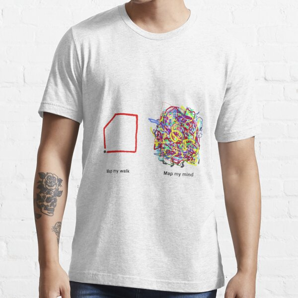 map my mind Essential T-Shirt