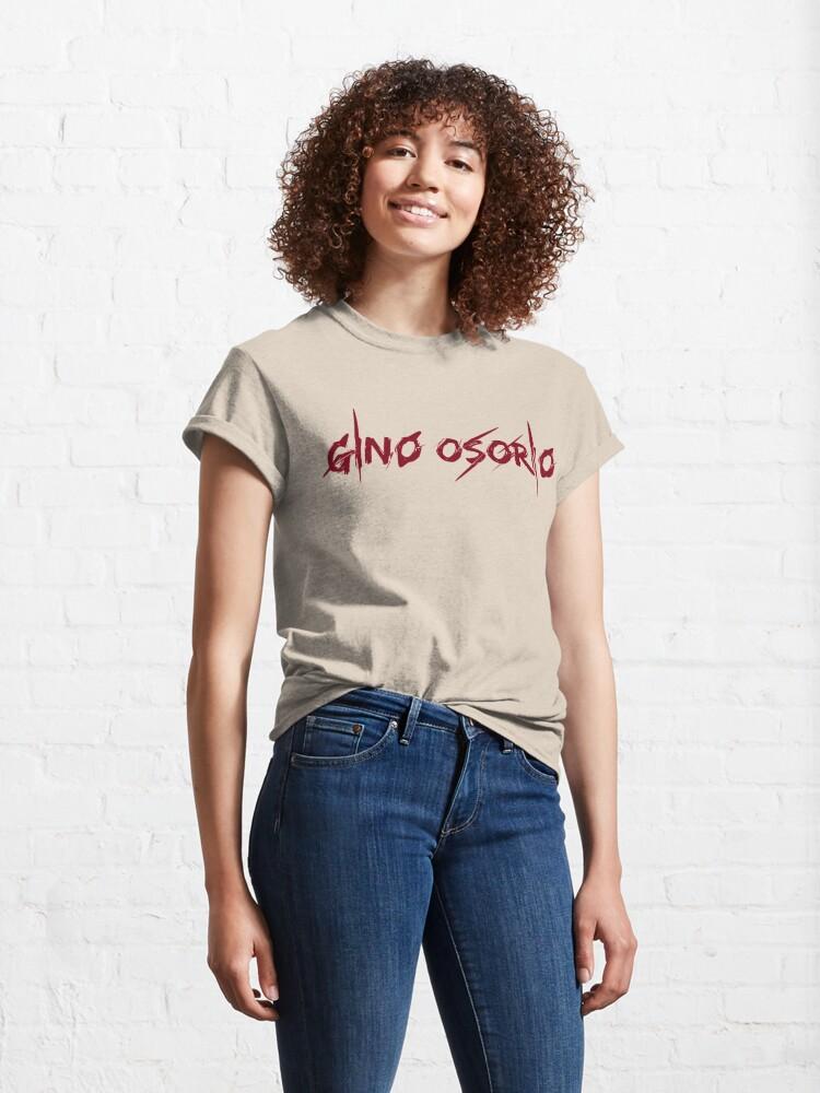 Alternate view of Gino Osorio Classic T-Shirt