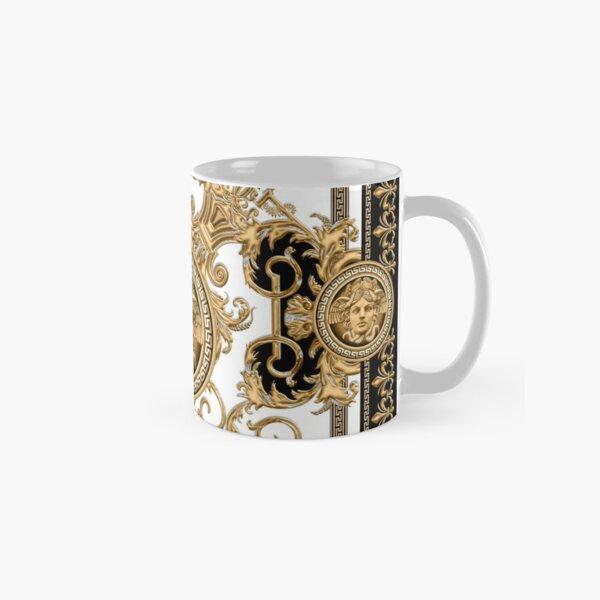 Luxury decorative baroque with medusa head Classic Mug