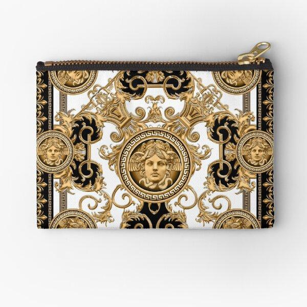 Baroque décoratif de luxe avec tête de méduse Pochette