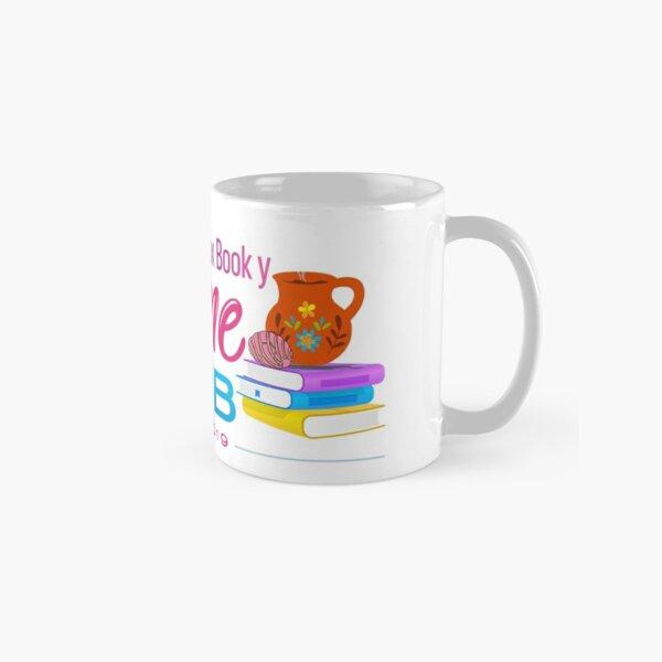 I.E. Latinx Book y Chisme Club Classic Mug