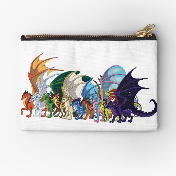 Baby Dragons Pouch READY TO SHIP