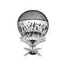 Jellyfish Joyride  by Mariya Olshevska