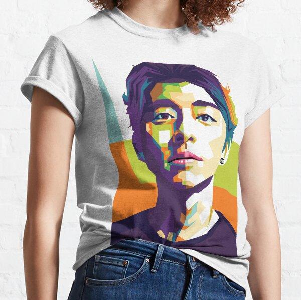 Gong Yoo in Pop Art Design Classic T-Shirt