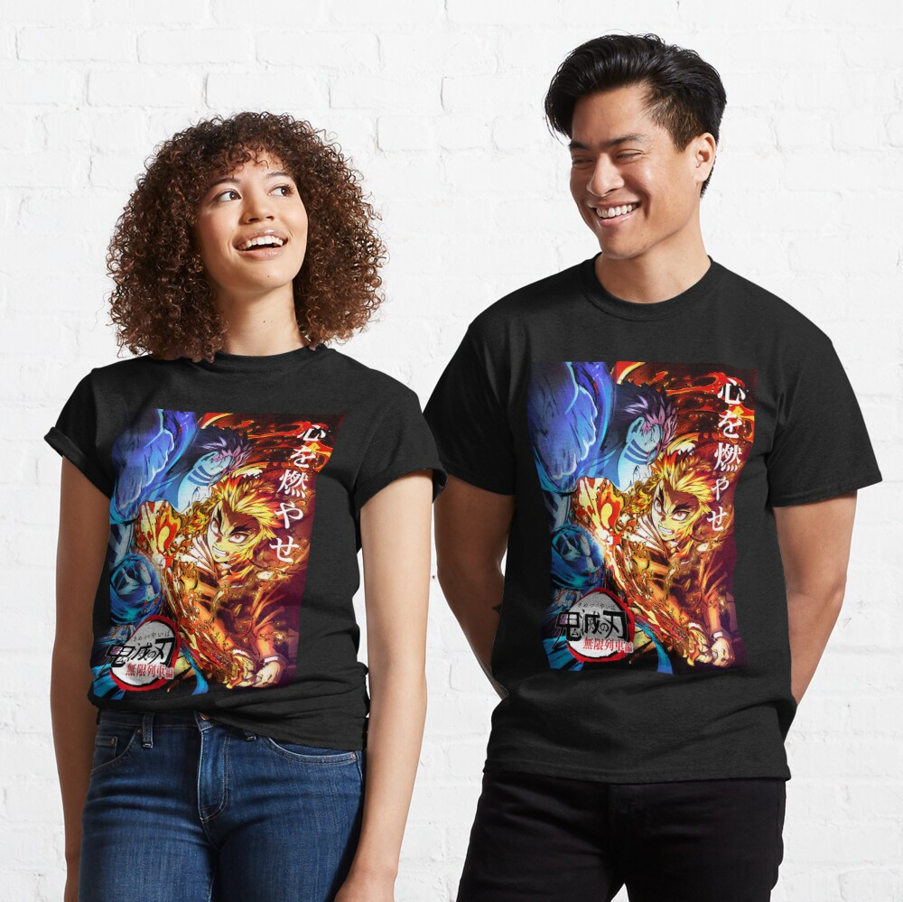 Demon Slayer the Movie: Infinity Train Classic T-Shirt