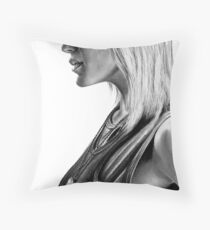 Nothing But The Rain. Throw Pillow