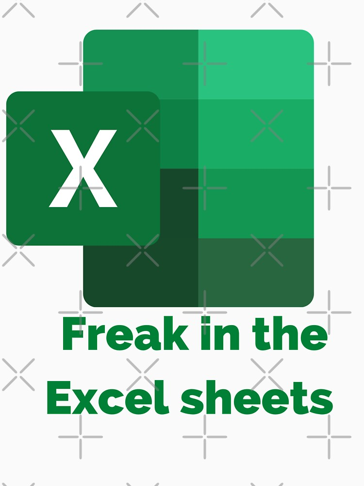 Freak in The Excel Sheets  by melbournegirl