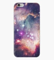 The Universe under the Microscope (Magellanic Cloud) iPhone Case