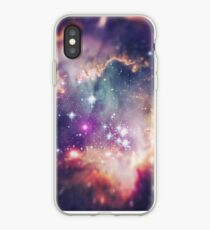 The Universe under the Microscope (Magellanic Cloud) iPhone-Hülle & Cover