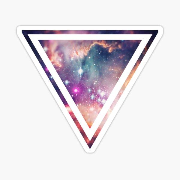 The Universe under the Microscope (Magellanic Cloud) Sticker