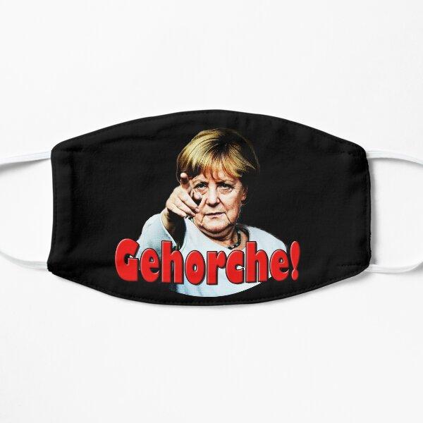OBEY! [2] | Merkel | Protest | Freedom | Democracy! Mask