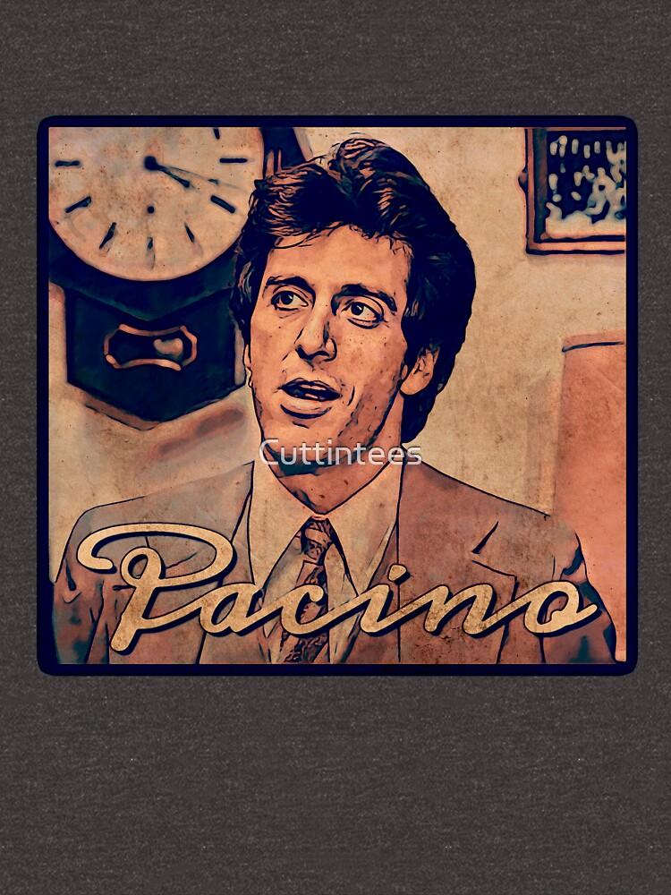 Pacino Grunge by Cuttintees