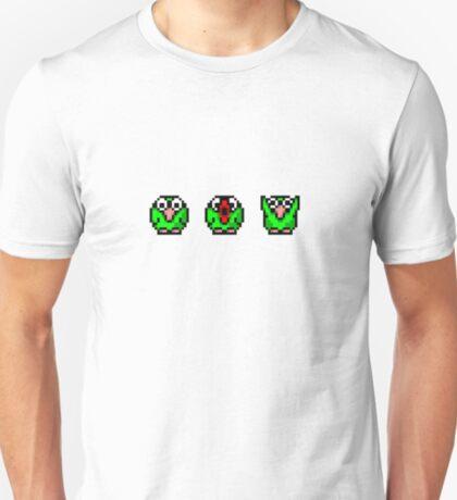 Burton Bird - Retro 1990 Computer Game Character T-Shirt