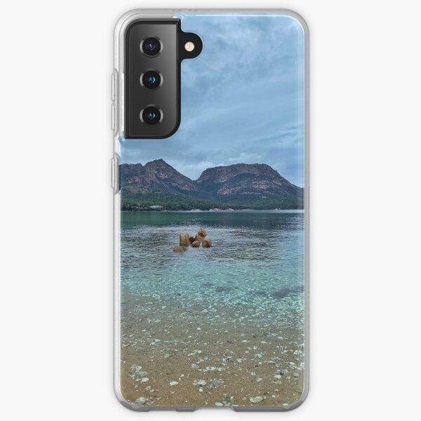 The Hazards, Coles Bay, Tasmania  Samsung Galaxy Soft Case