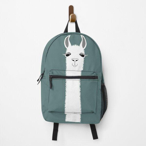 LLAMA PORTRAIT #7 Backpack