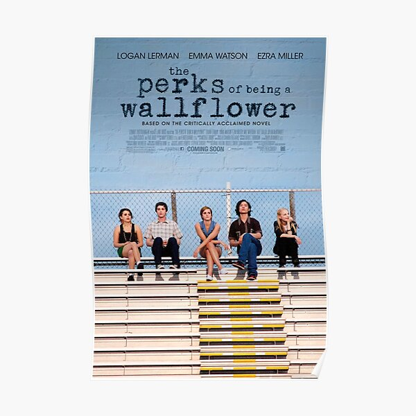 Movies The Perks Of Being A Wallflower Poster