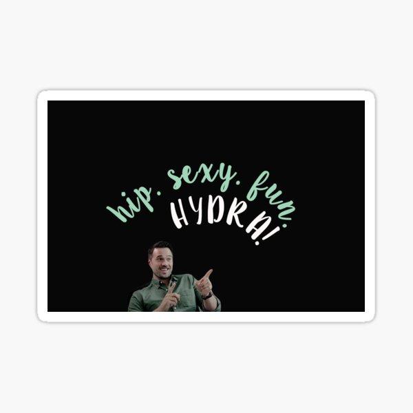 Hip Fun Sexy HYDRA Sticker