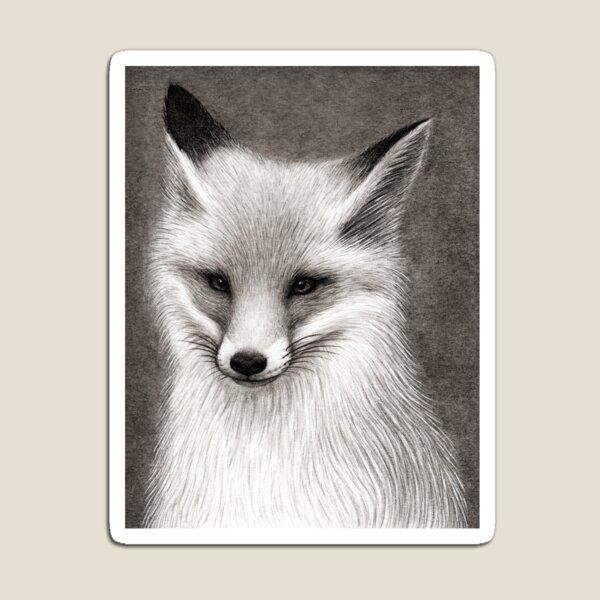 Inari the Fox Magnet