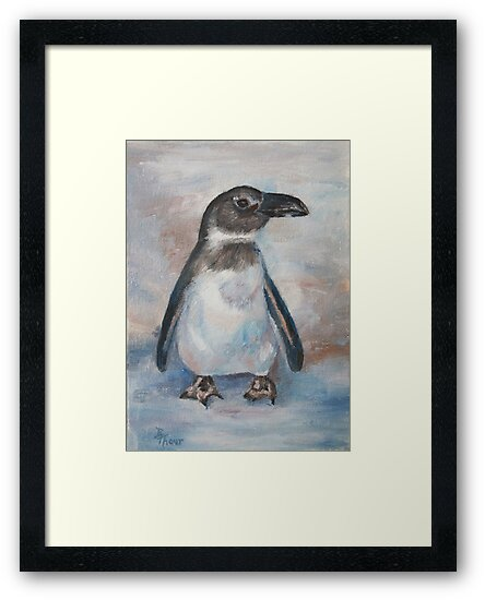 Chilly Little Penguin by Brenda Thour