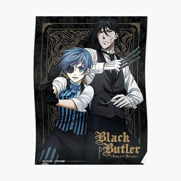 The Cover Black Butler Poster